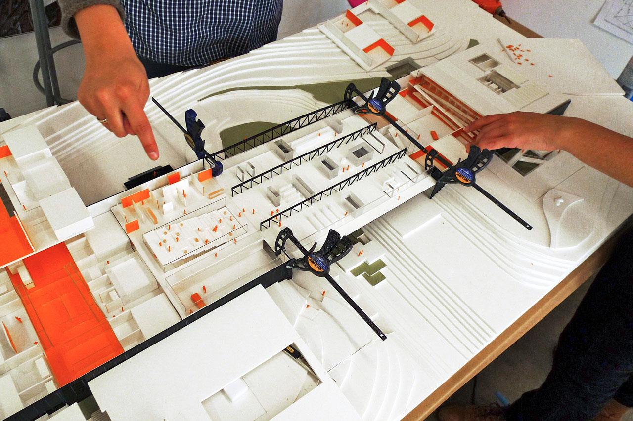 News Mma Selected For Art Center Master Plan Michael Maltzan Architecture