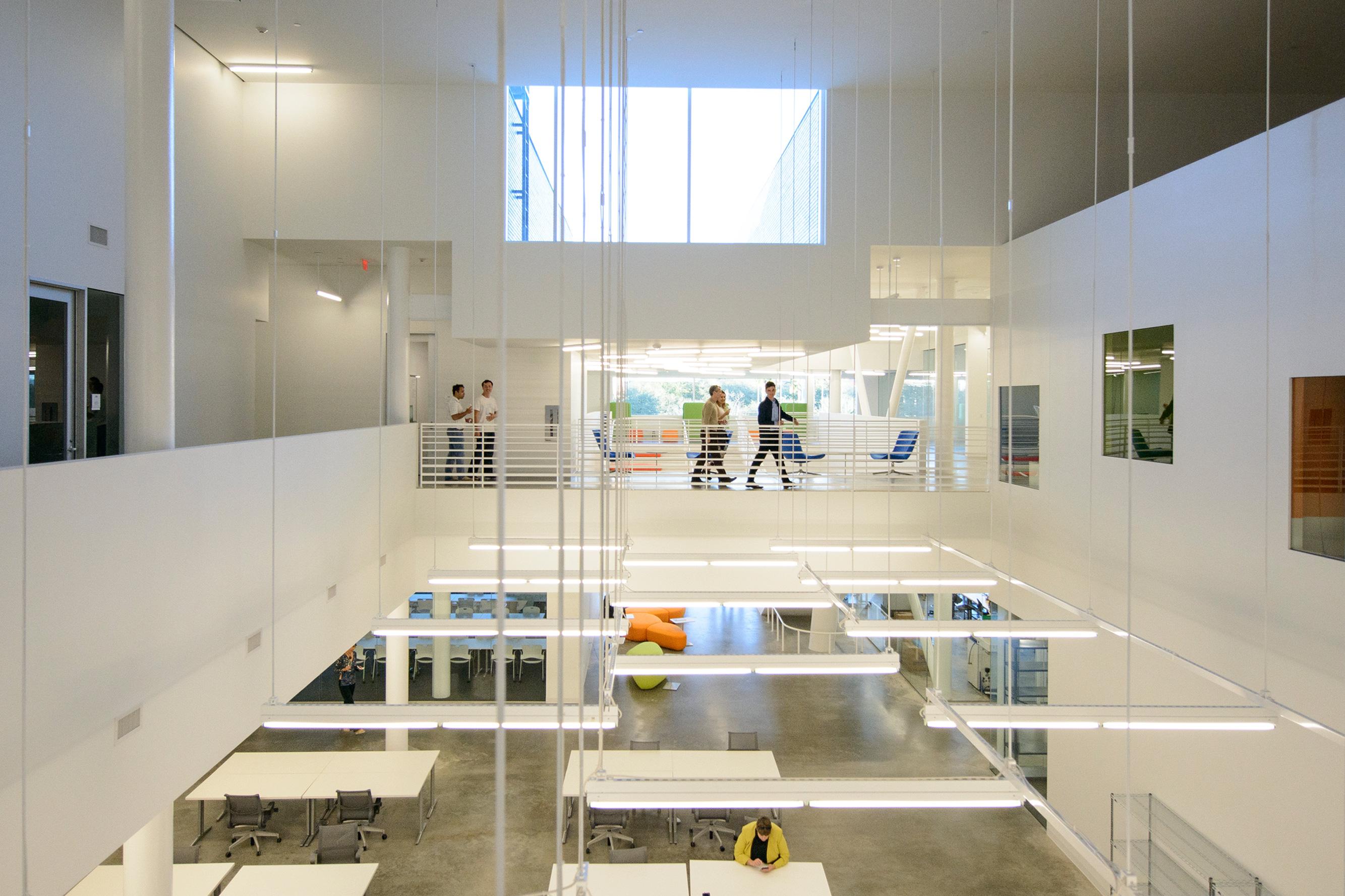 Rice University Moody Center for the Arts Michael Maltzan Architecture