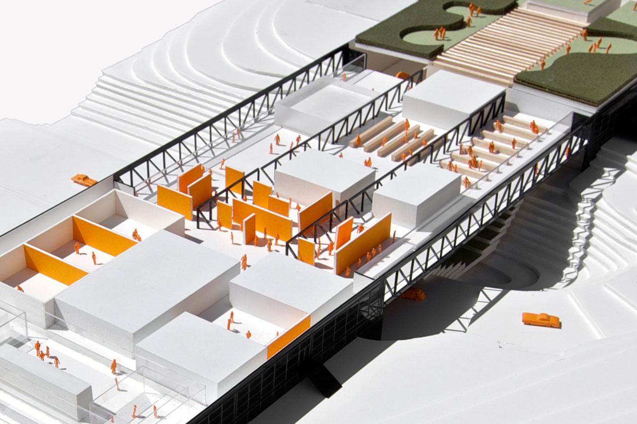 Art Center College Of Design Michael Maltzan Architecture